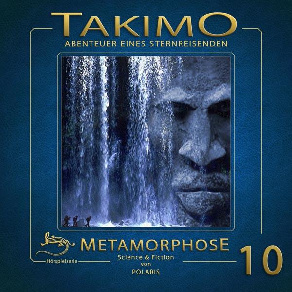 Cover zu TAKIMO-10-Metamorphose