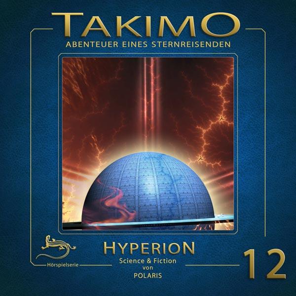 Cover zu TAKIMO-12-Hyperion