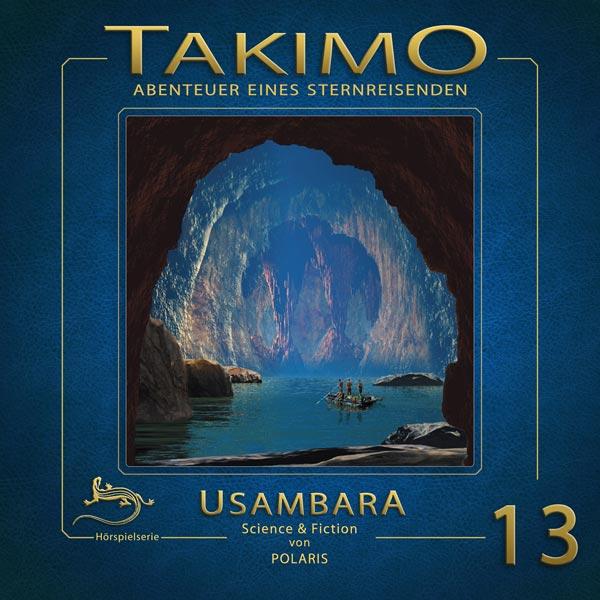Cover zu TAKIMO-13-Usambara