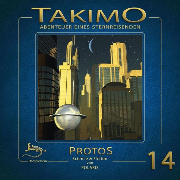 Cover zu TAKIMO-14-Protos