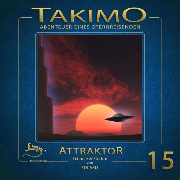 Cover zu TAKIMO-15-Attraktor