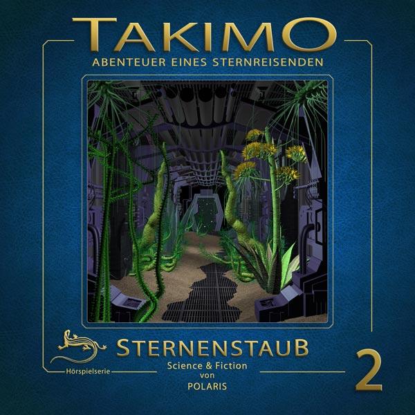 Cover zu TAKIMO-02-Sternenstaub