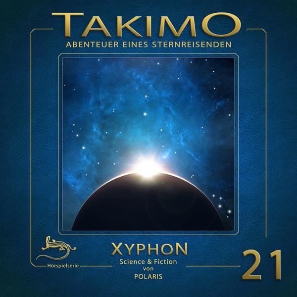 Cover zu TAKIMO-21-Xyphon