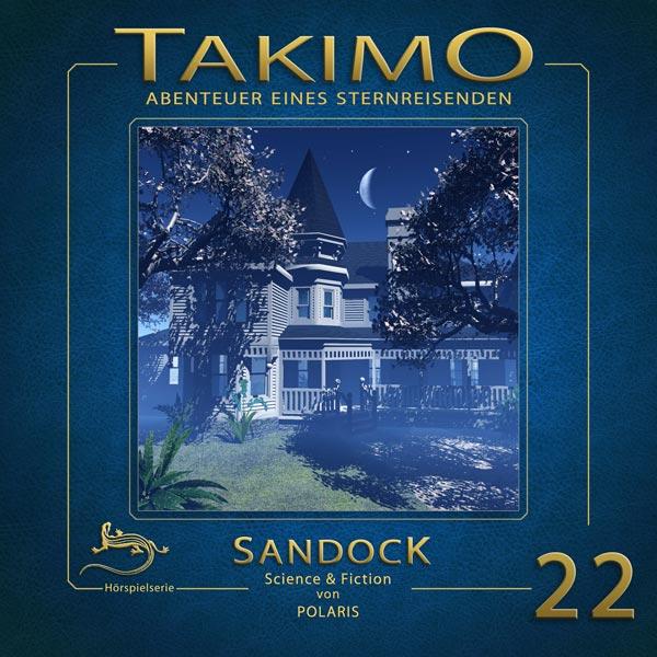Cover zu TAKIMO-22-Sandock