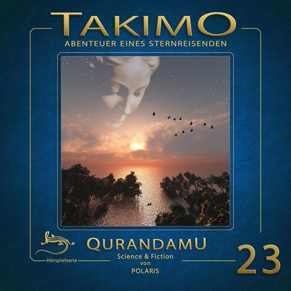 Cover zu TAKIMO-23-Qurandamu