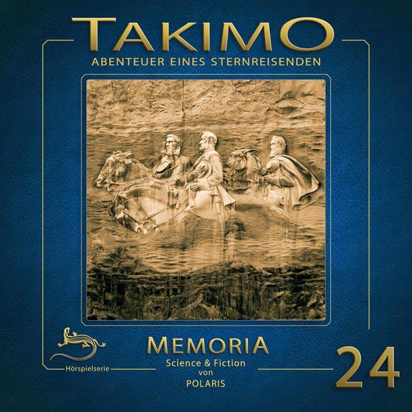 Cover zu TAKIMO-24-Memoria