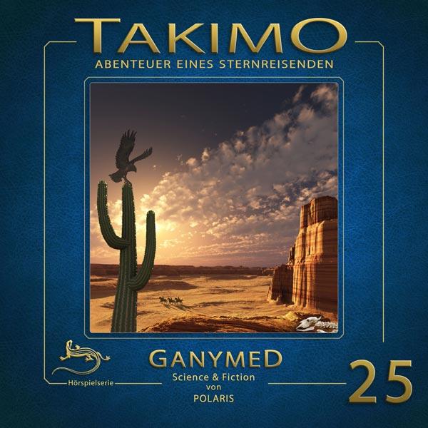 Cover zu TAKIMO-25-Ganymed
