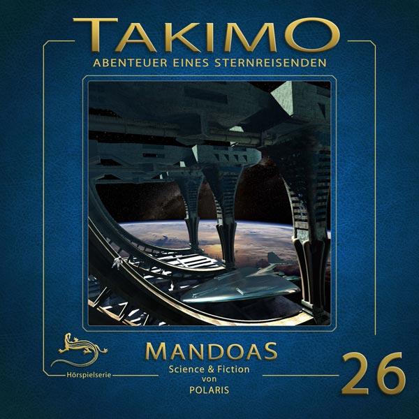 Cover zu TAKIMO-26-Mandoas