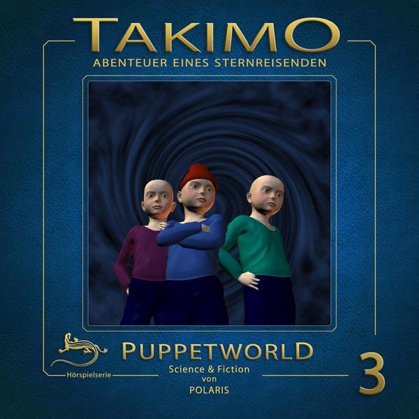 Cover zu TAKIMO-03-Puppetworld