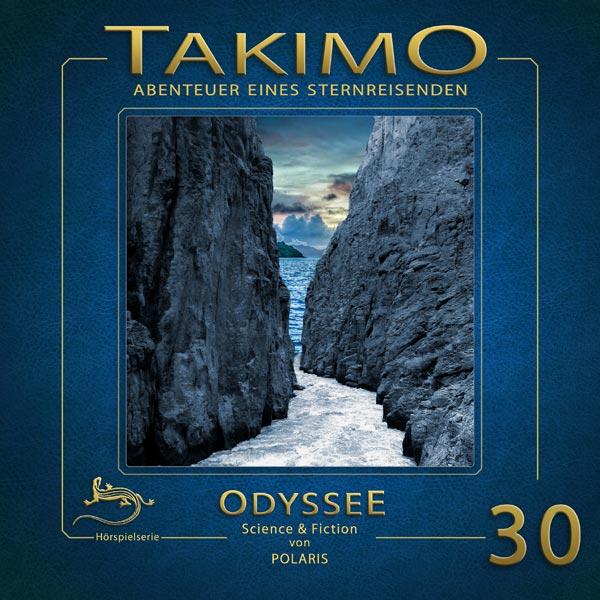 Cover zu Takimo-30-Odyssee