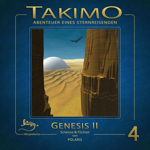 Cover zu TAKIMO-04-Genesis II