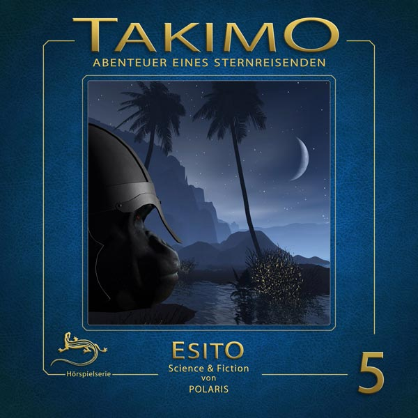 Cover zu TAKIMO-05-Esito
