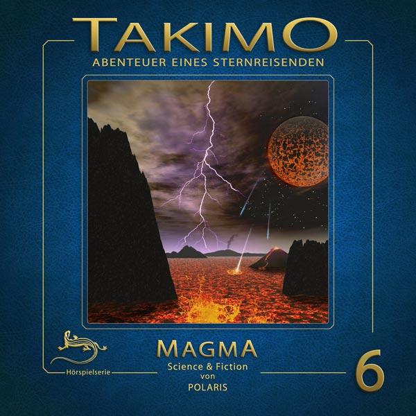 Cover zu TAKIMO-06-Magma
