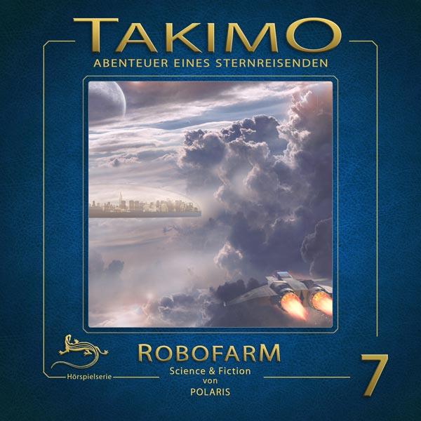 Cover zu TAKIMO-07-Robofarm