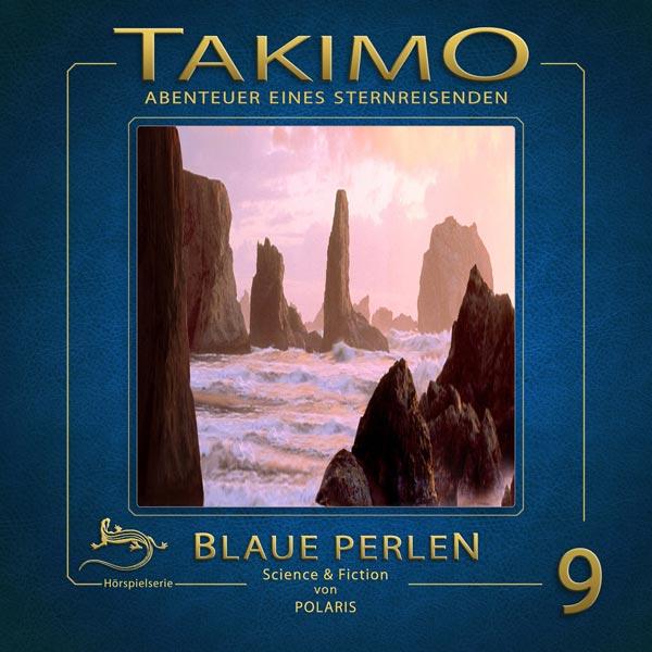 Cover zu TAKIMO-09-Blaue Perlen